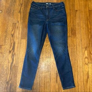 Old Navy Rockstar Extra High Rise Jeans